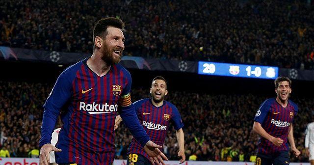 Barcelona final kapısını araladı
