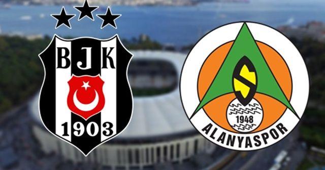 Beşiktaş Alanyaspor Maçı Beinsports Canlı İzle! Beşiktaş Alanyaspor Maçı Canlı Skor Kaç Kaç?