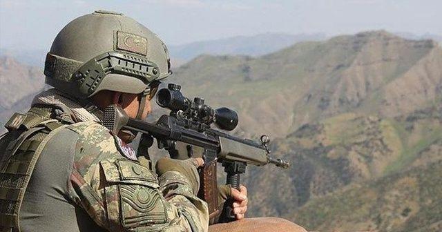 Bitlis-Tatvan kırsalında 4 terörist güvenlik güçlerince etkisiz hale getirildi