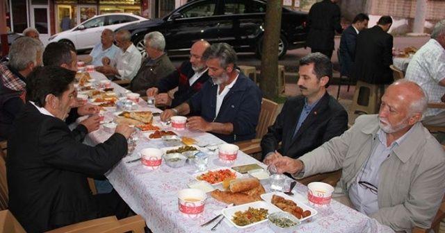 Bu mahallede iftarlar 118 yıldır birlikte yapılıyor