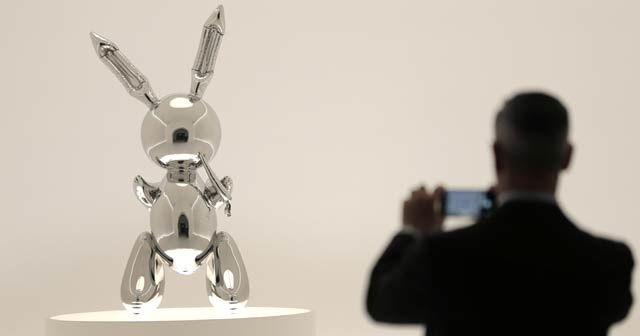 Bu 'Tavşan' rekor kırdı! Tam 91,1 milyon dolara satıldı