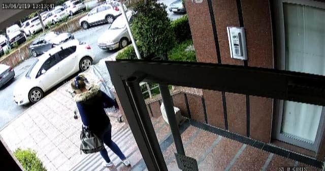 Çalıştığı evden 100 bin lira çalan bebek bakıcısı tutuklandı