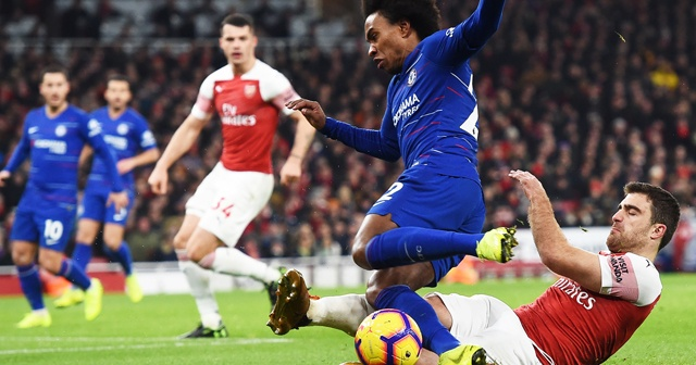 Chelsea - Arsenal Maçı 4-1 Özeti ve golleri İzle! Chelsea - Arsenal maçı şampiyon kim oldu? İZLE
