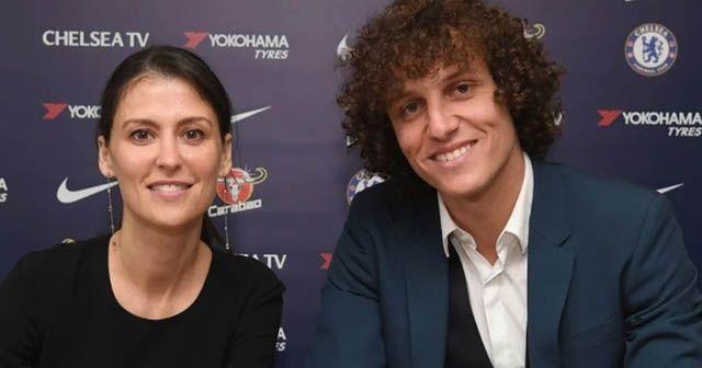 Chelsea, David Luiz'in sözleşmesini uzattı