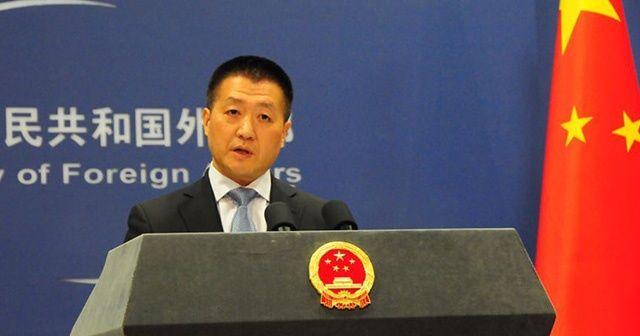 Çin'den ABD'ye Çinli şirketlere 'adil ve eşit tutum' çağrısı