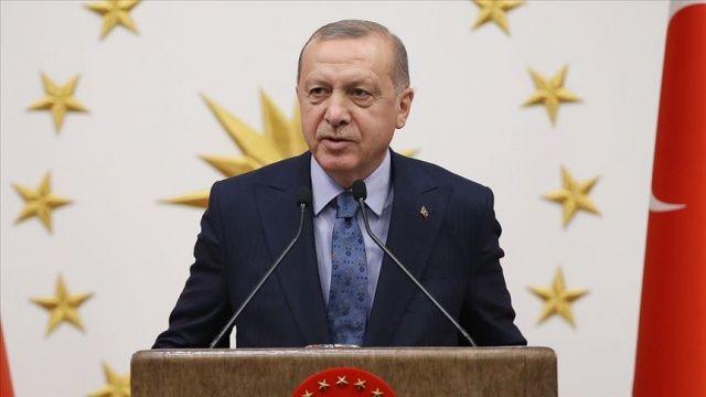 Cumhurbaşkanı Erdoğan'dan Avrupa Birliği için önemli mesaj