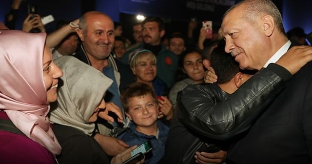 Cumhurbaşkanı Erdoğan İBB'nin Yenikapı Etkinlik Alanı'nı ziyaret etti