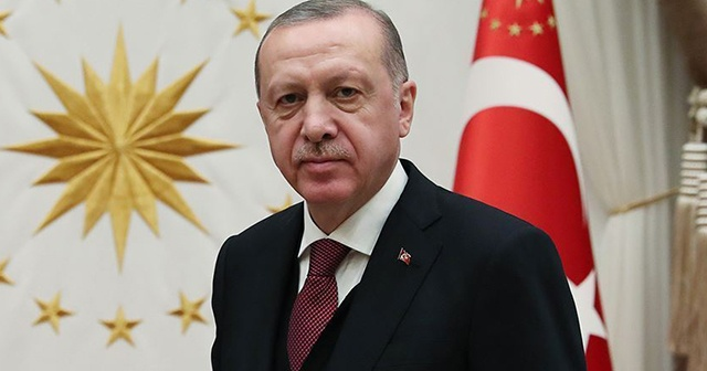Cumhurbaşkanı Erdoğan, KKTC Başbakanı Tatar'ı tebrik etti