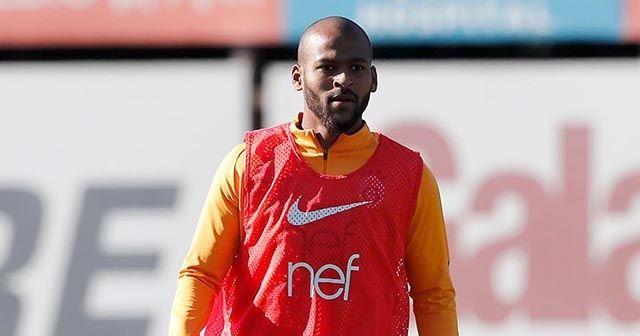 Derbi öncesi Galatasaray'da Marcao sevinci