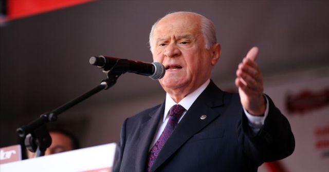 Devlet Bahçeli'den İstanbul kararı