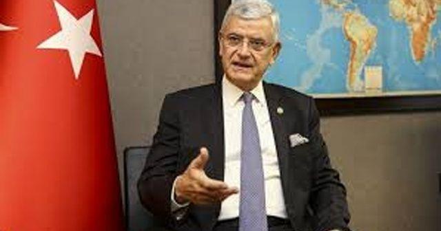 Dışişleri Komisyonu Başkanı Bozkır, Rusya Ankara Büyükelçisi Yerhov ile görüştü