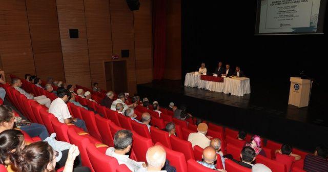 Diyarbakır'da 'tüketim kültürü ve nefisle mücadele biçimi olarak oruç' paneli