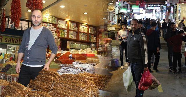 Elazığ'da Ramazan bereketi