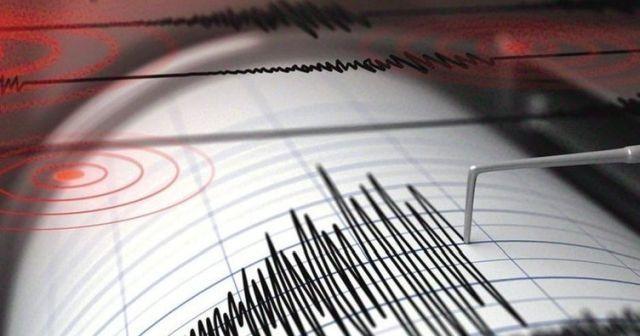 Erzincan'da 3.8 büyüklüğünde deprem