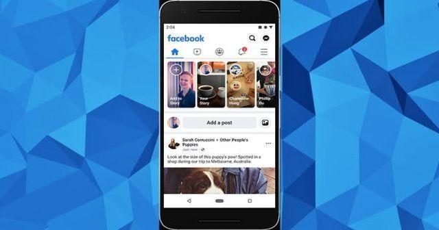 Facebook'un tasarımı ve arayüzü tamamen yenileniyor