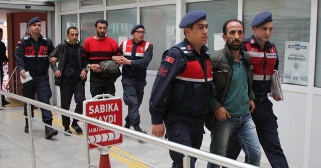 Fidanlıkta uyuşturucu yetiştiren 2 şahıs tutuklandı