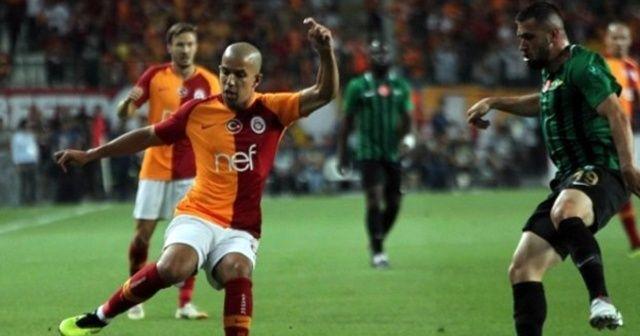 Galatasaray - Akhisarspor maçının 11'leri belli oldu