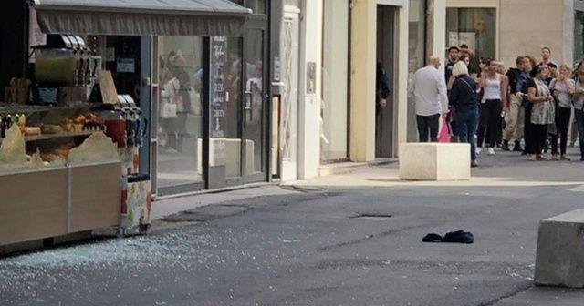 Fransa'daki patlamada yaralı sayısı 10'a yükseldi