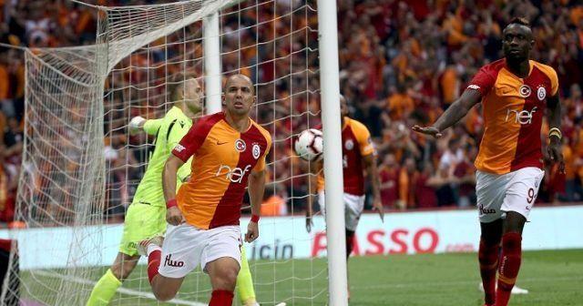 Galatasaray 2018-2019 sezonunun şampiyonu oldu