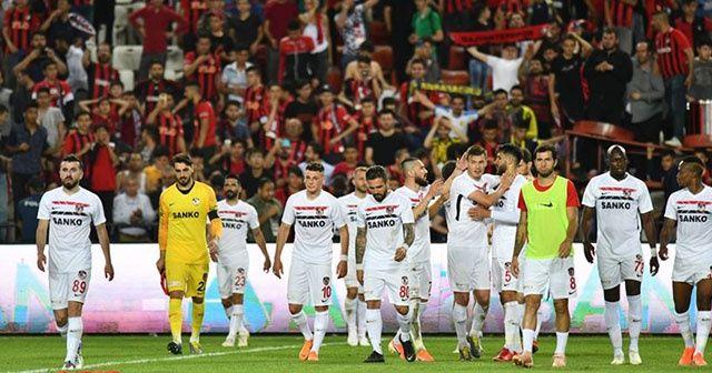 Gazişehir Gaziantep, finalde Hatayspor'un rakibi oldu