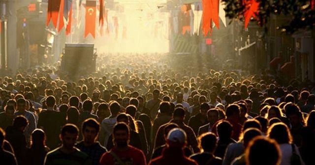 Genç nüfusun Türkiye nüfusuna oranı yüzde 15,8 oldu