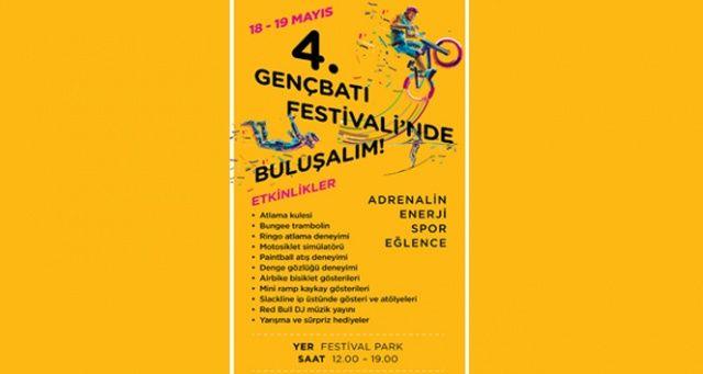 Gençbatı Festivali bu hafta sonu gerçekleşecek