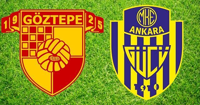 Göztepe - Akaragücü Maç özeti ve golleri İzle! Göztepe Ankaragücü Maçı Kaç Ka bitti?
