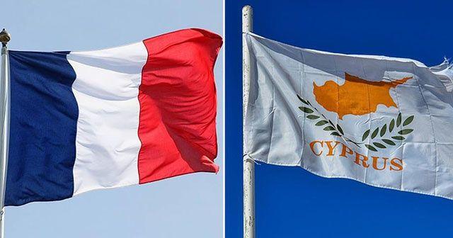 Güney Kıbrıs Rum Yönetimi Fransa'ya deniz üssü veriyor