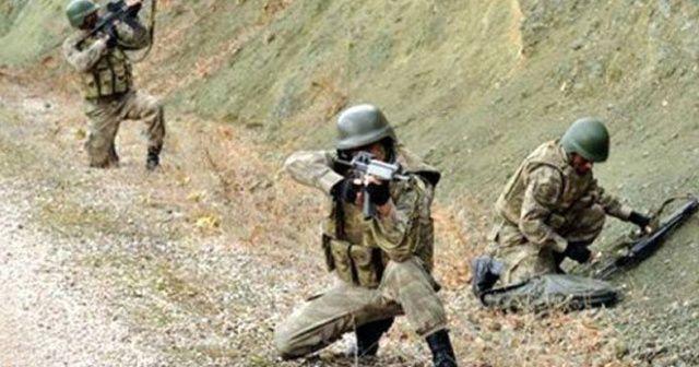 Hakkari'de PKK'ya ait çok sayıda mühimmat ele geçirildi