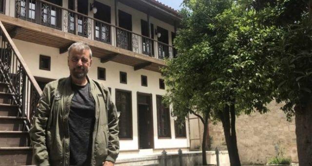 Hamdi Alkan 'Hatay Kurtuluş Müzesi' açıyor