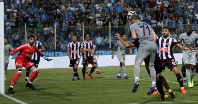 Hatayspor 3-2 Adana Demirspor maçı özeti ve golleri İZLE! Hatay Adana maçı Kaç Kaç bitti finale kim çıktı?