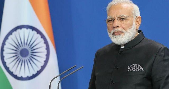Hindistan'da Başbakan Modi'nin partisi parlamento seçimlerinin galibi oldu