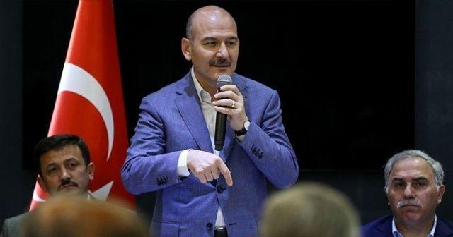 İçişleri Bakanı Soylu: Bu rövanşizm aklı Türkiye'ye kaybettirir