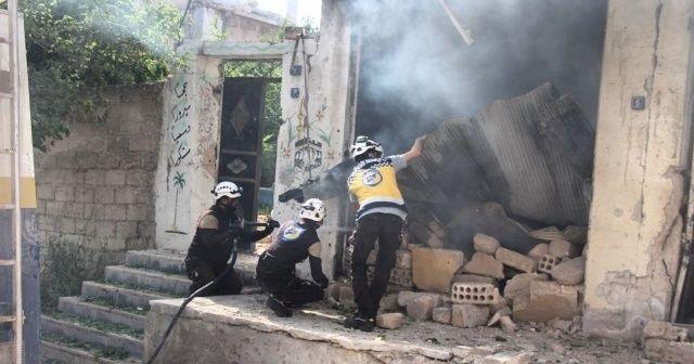 İdlib'de son 24 saatlik bilanço: 17 ölü, 58 yaralı