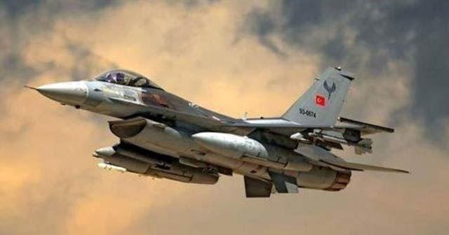 Irak'ın kuzeyine hava harekâtı! PKK sığınakları vuruldu