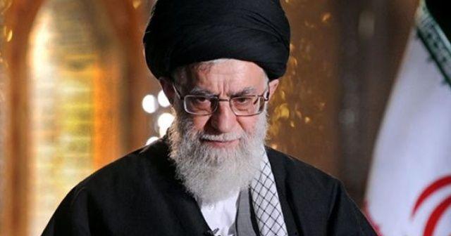 """İran'ın dini lideri Hamaney: """"ABD ile müzakere ve savaş olmayacak"""""""