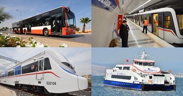 İzmir'de kent içi ulaşım ücretleri meclis tarafından onaylandı