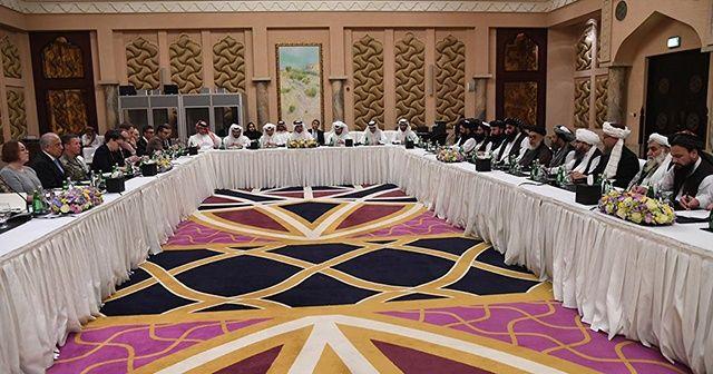 Katar, ABD ile Taliban arasındaki görüşmeye ev sahipliği yaptı