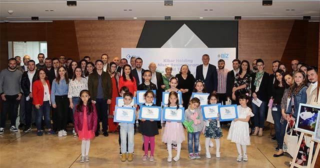 Kibar Holding, resim yarışmasıyla bugüne kadar 7 bine yakın çocuğa ulaştı