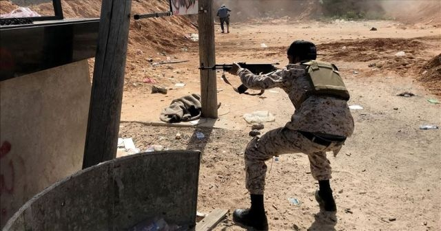 Libya'daki çatışmalarda ölü sayısı 376'ya yükseldi