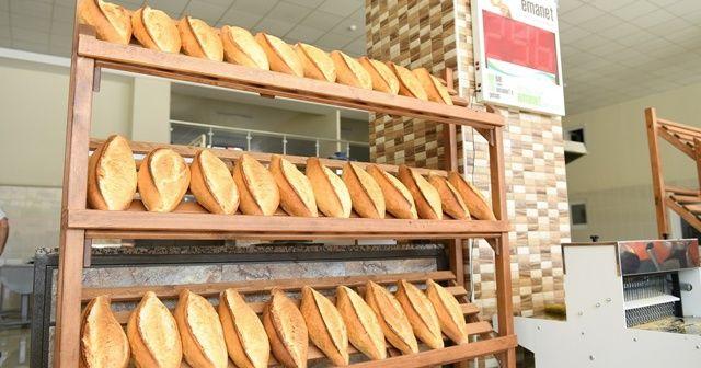 Malatya'da askıda ekmek uygulaması Ramazan'da da sürüyor