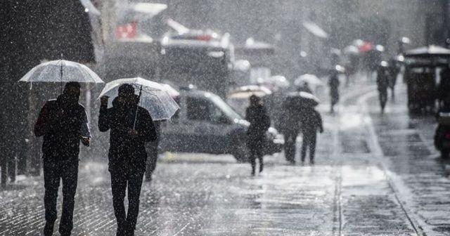 Marmara'da hava durumu