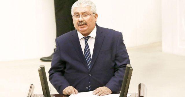 MHP Genel Başkan Yardımcısı Semih Yalçın'dan CHP'ye sert tepki