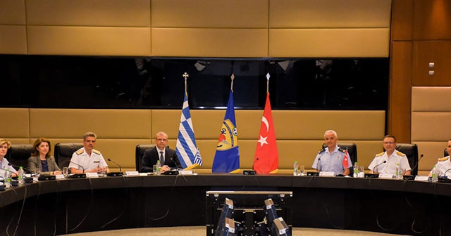 Milli Savunma Bakanlığı'ndan Atina açıklaması