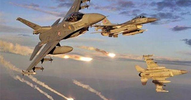 MSB: Kuzey Irak'ta 2 terörist etkisiz hale getirildi