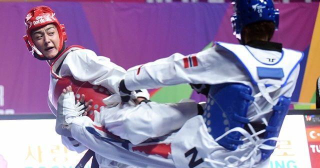 Nafia Kuş, dünya üçüncüsü oldu