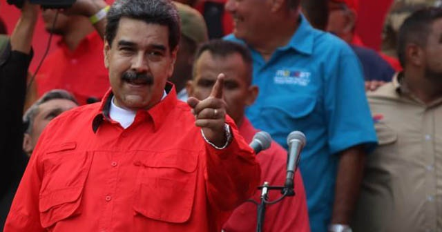 Nicolas Maduro muhalefete meydan okudu