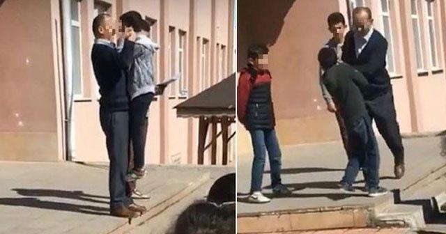 Okulda skandal görüntü: Bakanlık harekete geçti