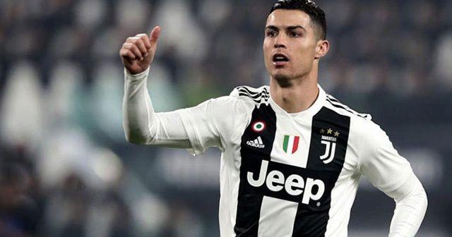 Ronaldo'dan Filistin'e 1.5 milyon euroluk Ramazan bağışı