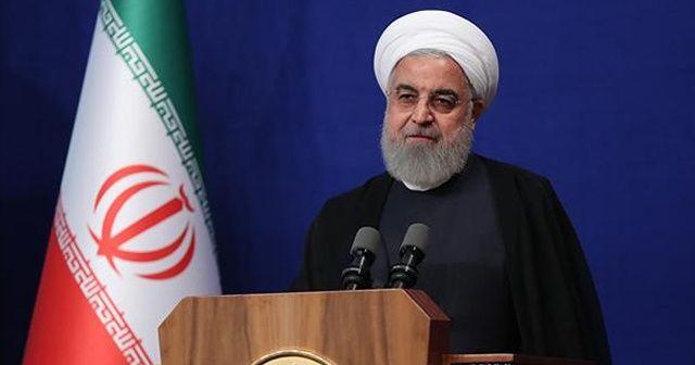 Ruhani: ABD'yi pişman edeceğiz